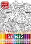 CsoSch Kft. - Kedvenc Naptár 2021 Színező