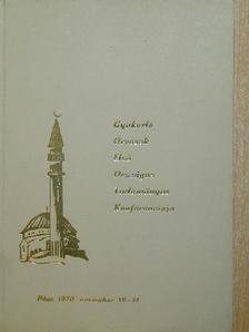 Dr. Bajza Béla - Gyakorló orvosok első tudományos konferenciája [antikvár]