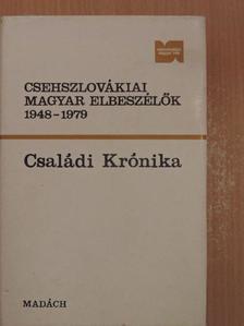 Duba Gyula - Családi Krónika [antikvár]