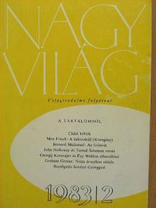 Bernard Malamud - Nagyvilág 1983. február [antikvár]