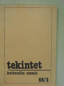 Bene Sándor - Tekintet 1988/3 [antikvár]