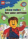 LEGO City - Színezz velünk! - Üdv Lego Cityben! - A LEGO City KALANDOK tévéfilmsorozat alapján