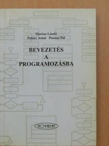 Marton László - Bevezetés a programozásba [antikvár]