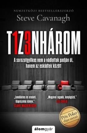 Steve Cavanagh - Tizenhárom [eKönyv: epub, mobi]