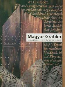 Dr. Juhász Géza - Magyar Grafika 2002. június [antikvár]