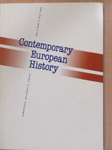 Caroline Jackson - Contemporary European History July 1993 [antikvár]
