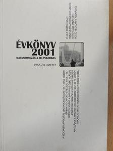 B. Bernát István - Évkönyv 2001 [antikvár]