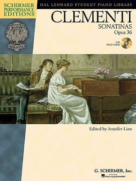 CLEMENTI - SONATINAS OP.36, AUDIO ACCESS INCLUDED