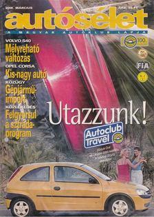 Fehér György - Autósélet 2001. március [antikvár]
