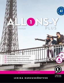 LX-0301-1 - Allons-y PLUS 1 - tankönyv