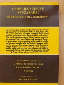 Barta László - Csongrád megye évszázadai 1. [antikvár]