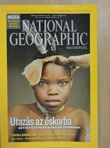 Chris Carroll - National Geographic Magyarország 2010. március [antikvár]