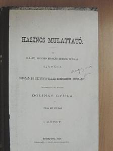 Bogdánfy Lajos - Hasznos mulattató I-II. [antikvár]