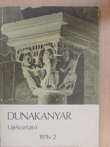 Antalffy Gyula - Dunakanyar tájékoztató 1976/2. [antikvár]