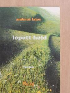Ambrus Lajos - Lopott hold [antikvár]
