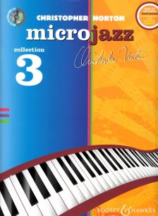 NORTON, CHRISTOPHER - MICROJAZZ COLLECTION 3 FOR PIANO WITH PLAYALONG CD