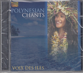 POLYNESIAN CHANTS CD