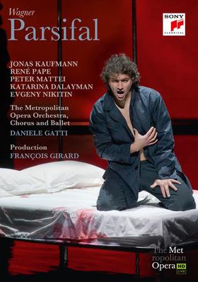Wagner - PARSIFAL DVD KAUFMANN, PAPE, MATTEI, GATTI