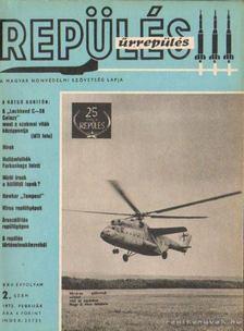 Sárosi Gyula - Repülés 1972. (hiányos) [antikvár]