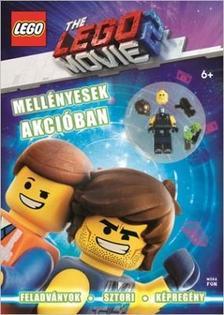 LEGO Movie 2. Mellényesek akcióban - Ajándék minifigurával