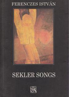 Ferenczes István - Sekler songs [antikvár]