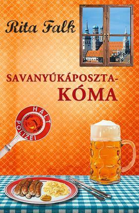 Rita Falk - Savanyúkáposzta-kóma