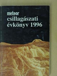 Illés Erzsébet - Meteor csillagászati évkönyv 1996 [antikvár]