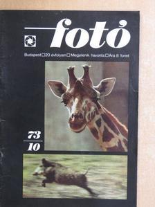 Ábel Péter - Fotó 1973. október [antikvár]