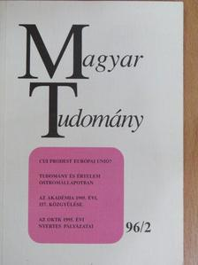 Andorka Rudolf - Magyar Tudomány 1996. február [antikvár]