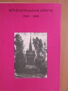 Szalai Zoltán - Művészetbarátok könyve 1982-1983 [antikvár]