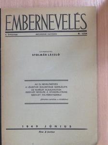 A. Levsin - Embernevelés 1949. június [antikvár]