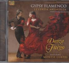 GYPSY FLAMENCO DANZA FUEGO CD
