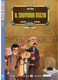 FLAGAN, MARY - IL SOUVENIR EGIZIO - Book + CD