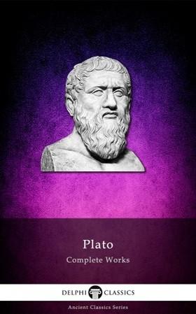 Platón - Delphi Complete Works of Plato (Illustrated) [eKönyv: epub, mobi]