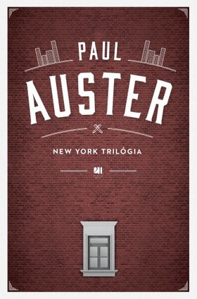Paul Auster - New York Trilógia [eKönyv: epub, mobi]