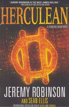 Jeremy Robinson, Sean Ellis - Herculean [antikvár]
