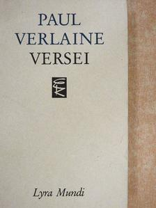 Paul Verlaine - Paul Verlaine versei [antikvár]