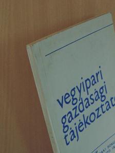 Andriska Viktor - Vegyipari Gazdasági Tájékoztató 1967/2. [antikvár]