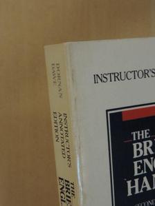 Charles W. Dawe - The Brief English Handbook [antikvár]