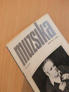 Berlász Melinda - Muzsika 1974. január [antikvár]