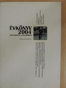 Baráth Magdolna - Évkönyv 2004 [antikvár]
