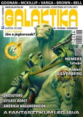 Burger István (főszerk.) - Galaktika 296 [eKönyv: pdf]