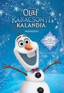 Jégvarázs - Olaf karácsonyi kalandja -  meseregény