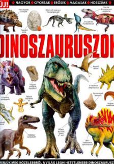 Szerkesztő: Iván Katalin - Füles bookazine: Dinoszauruszok