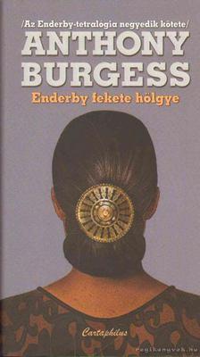 Anthony Burgess - Enderby fekete hölgye [antikvár]