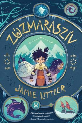 Jamie Littler - Zúzmaraszív (Zúzmaraszív 1)
