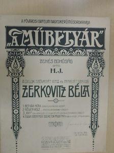 """Zerkovitz Béla - """"Igy!"""" [antikvár]"""