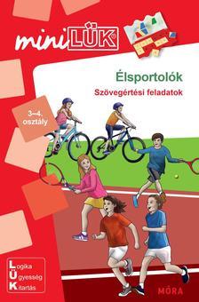 Élsportolók - miniLÜK - 3-4. osztály LDI-266