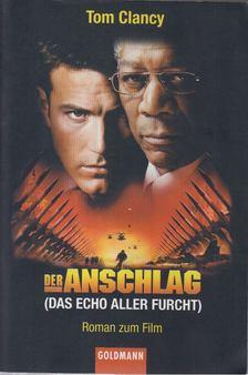 Tom Clancy - Der Anschlag [antikvár]