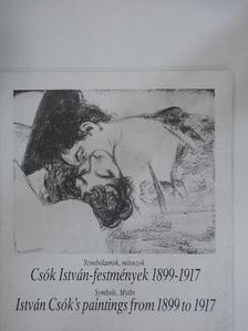 Király Erzsébet - Szimbólumok, mítoszok - Csók István-festmények 1899-1917 [antikvár]